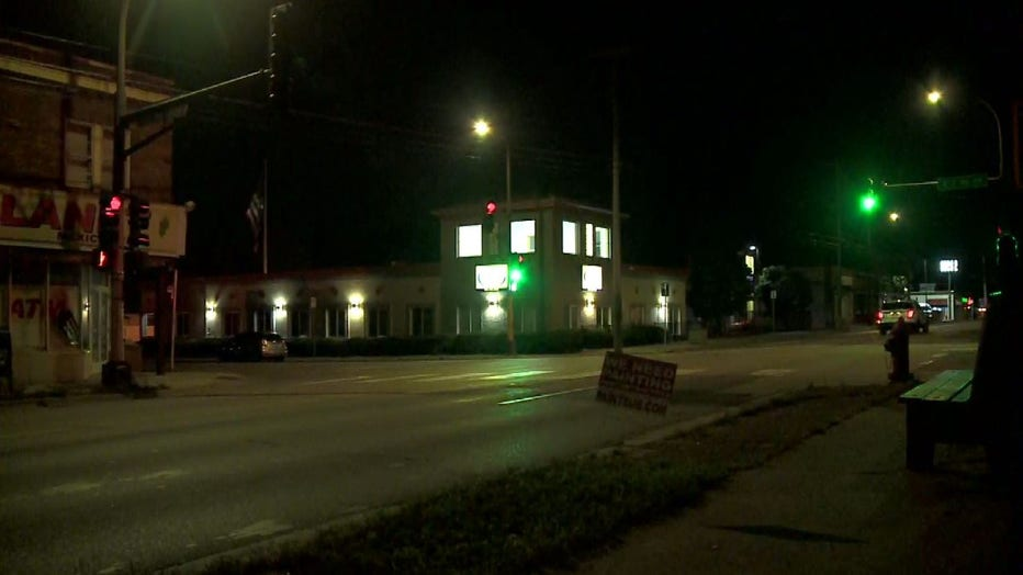 intersection St. Paul homicide