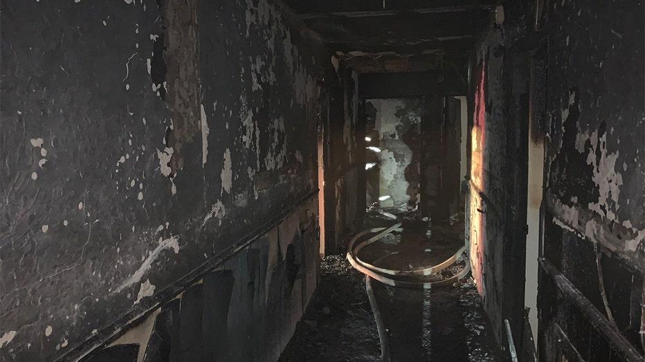 st. paul apartment fire marion street 2