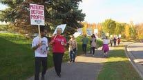 WestHealth emergency room reopening as nurses end strike in Plymouth