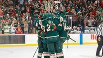 Wild surge past Jets 6-5 in OT on Eriksson Ek's hat trick