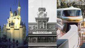 Magic Kingdom at Walt Disney World opened 50 years ago today