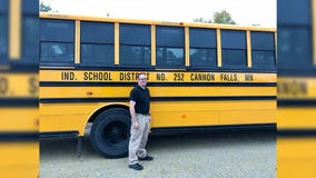 Cannon Falls EMS chief becomes the school district's newest bus driver amid shortage