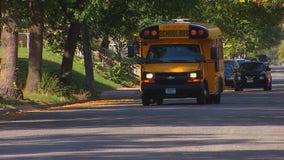 Small Minnesota school bus company helps amid driver shortage
