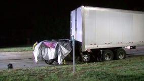 Man dies after crash in Fridley, Minn.