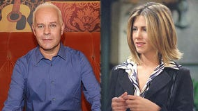 Jennifer Aniston, other 'Friends' stars pay tribute to James Michael Tyler