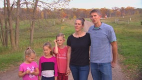 Minnesota family fights township after leaders remove their street service