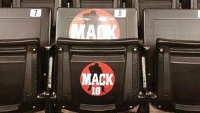 St. Cloud State dedicates seat at National Hockey Center to Mack Motzko