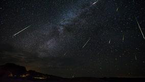 Draconid meteor shower to dazzle in peak on Oct. 8