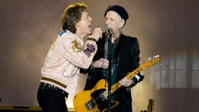 COVID-19 vaccine clinic will be held ahead of Rolling Stones concert in Minneapolis