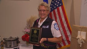 One of Minnesota's first female paramedics retires after 43 years
