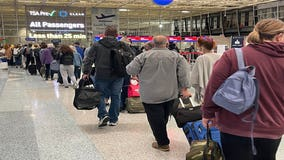 Thursday expected to be busiest travel day at MSP since before pandemic