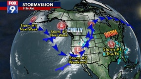 Big pattern change will bring unsettled weather to Minnesota