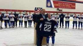 U.S. Women's Hockey Team hosting Canada Dec. 20 at Xcel Energy Center
