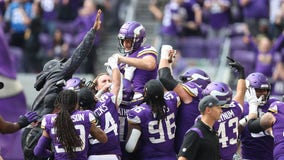 Vikings start crucial 4-game stretch out of bye against Cowboys