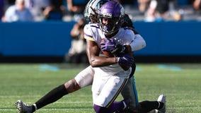 Vikings beat Panthers 34-28 in OT, head to bye week 3-3