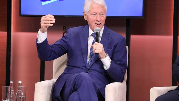 Bill Clinton 'on the mend' after non-COVID-related hospitalization