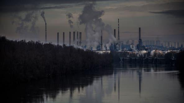 UN: Greenhouse gas levels hit new record in 2020 despite lockdowns