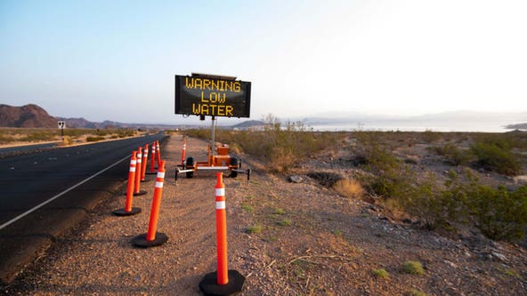 Harris to discuss drought, Biden climate change proposal at Lake Mead