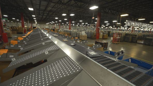 Twin Cities USPS sorting facility preparing for busy holiday season