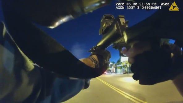 Former Minneapolis police officers in Jaleel Stallings bodycam video receiving monthly pensions