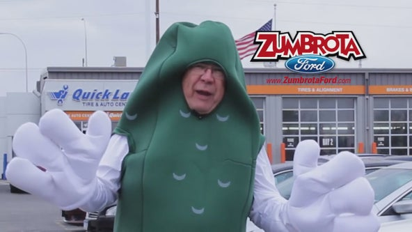 Zumbrota car dealership's zany ad was crafted by John Oliver's HBO show
