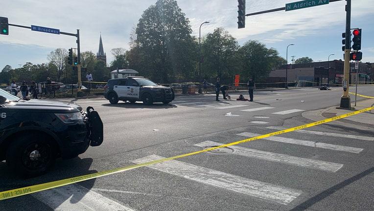 minneapolis scooter crash