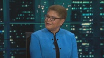 Rep. Karen Bass: 'Not time to impeach Trump'