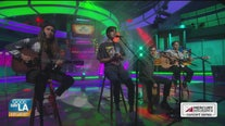 Drax Project performs on Good Day LA