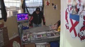 Car, wheelchair stolen from foster family