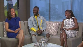 Dawn-Lyen Gardner, Kofi Siriboe & Rutina Wesley on 'Queen Sugar' season 2
