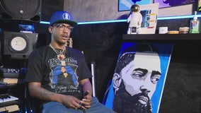 Nipsey Hussle's music producers react to rapper's sudden death