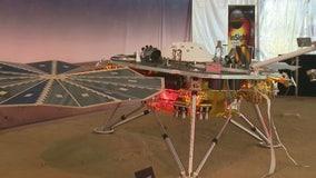 NASA's InSight Mars Lander set to touch down Monday