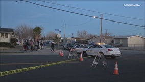 Man dies after being pinned against home by SUV in Palmdale