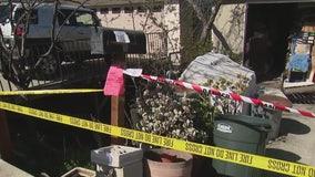 Possible water erosion destabilizes house on South Pasadena Hillside
