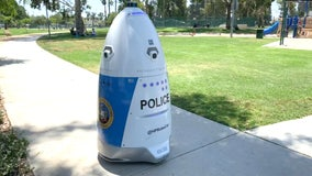HP RoboCop patrols Huntington Park