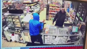 Security guard opens fire on robbery suspects at Gardena 7-Eleven