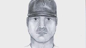 El Monte police release sketch of attempted rape suspect