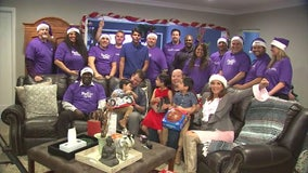 A Wednesday's Child Christmas with FedEx Cares