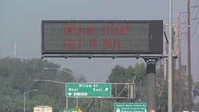 CHP warns 'Drive high, get a DUI'