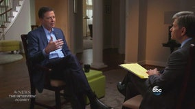 Comey's 'A Higher Loyalty' to be released Tuesday