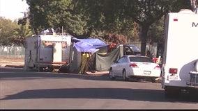 Safe parking program for veterans in West LA