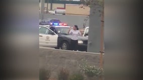 Woman arrested in viral video suspected in kidnap and ransom plot, police say