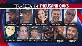 Update on mass shooting at Borderline Bar in Thousand Oaks