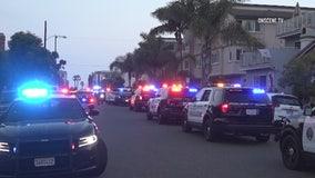 2 dead following barricade situation in Seal Beach
