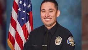 Memorial service for Gardena Officer killed in motorcycle crash