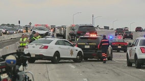 Deadly accident on 405 Freeway causes long days in Orange County