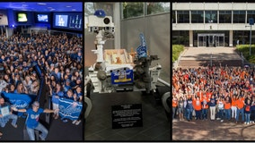 NASA crews make online wager on who will win the World Series