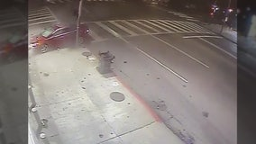 LAPD release video of hit-and-run crash that left two 9-year-olds in critical condition