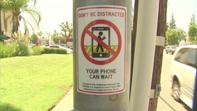Don't text and walk: Tickets start Wednesday for distracted walkers in city of Montclair