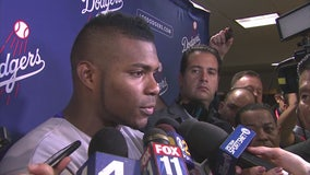Home of Dodgers' Yasiel Puig reportedly burglarized during Game 7 of World Series